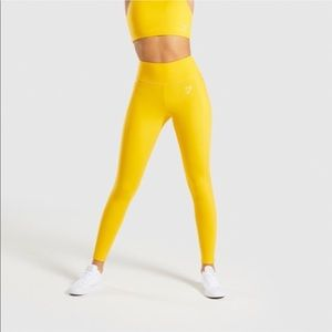 Gymshark Citrus Dreamy 2.0 leggings